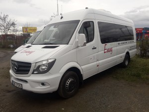 Mercedes-Benz Sprinter 519 – 18 seater