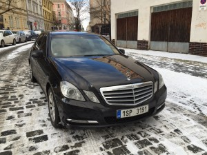 Mercedes-Benz E class latest model